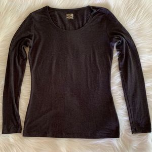 32 Degrees Heat Long Sleeve Base Crew Neck Medium